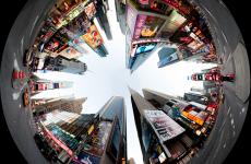 Times Square-Circle