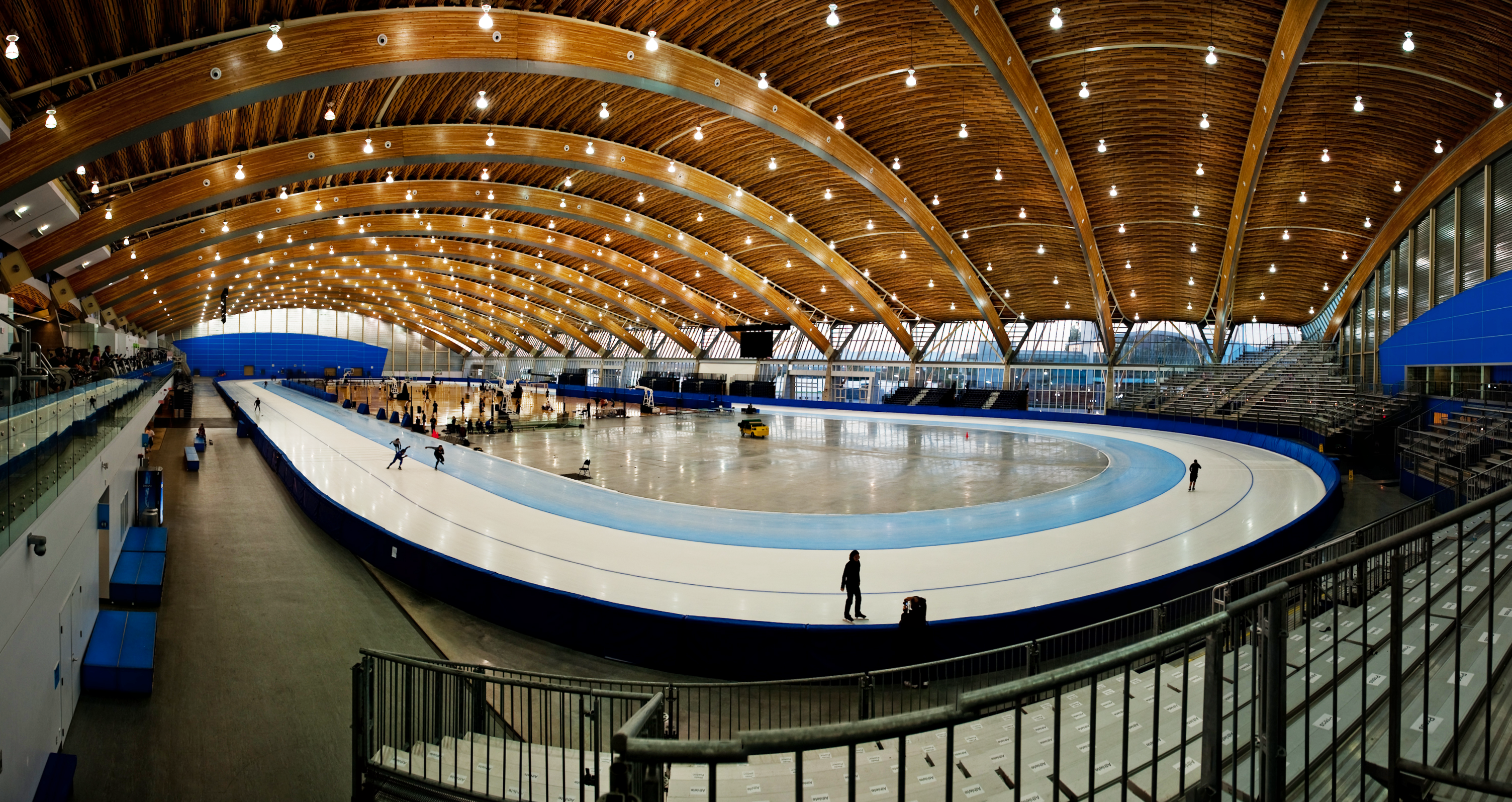 The Darkroom Archive Olympic Oval