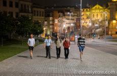 Lisbon, Porto, Ana Rita, Nick